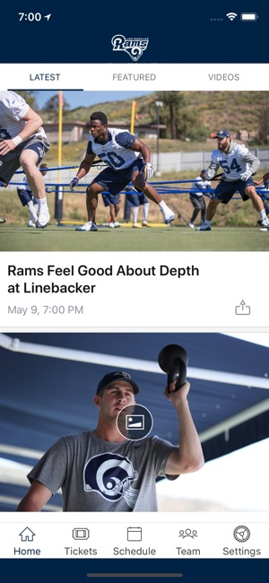 Los Angeles Rams on the App Store