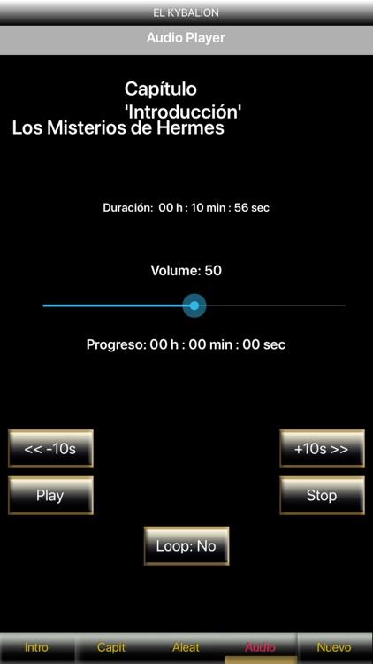 Kybalión screenshot-5