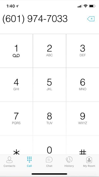 C Spire UNIFI for iPhone