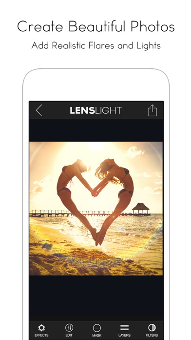 LensLight Visual Effects screenshot1