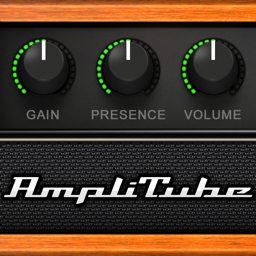Ícone do app AmpliTube Acoustic