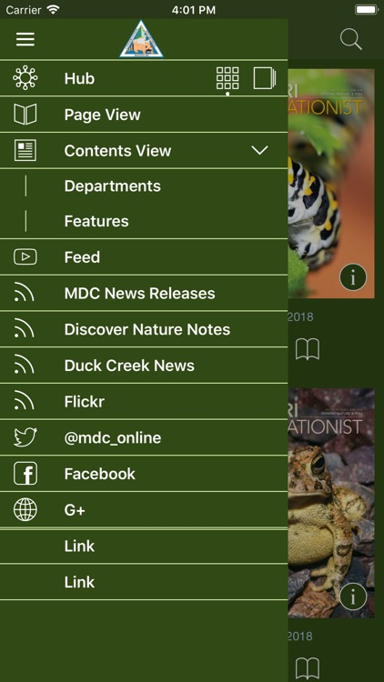 MO Conservationist Magazine screenshot-4