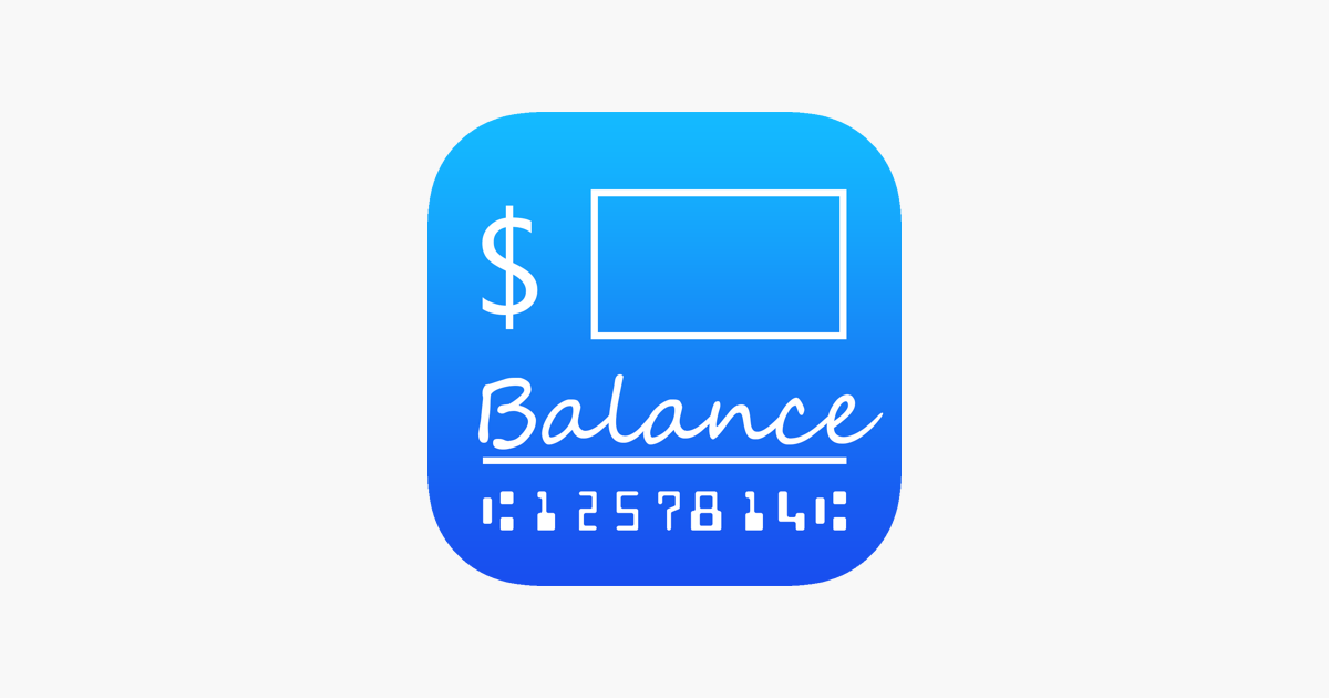 balance my checkbook on the app store