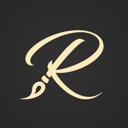 Ícone do app Realistic Paint Studio