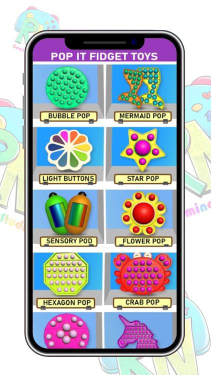 DIY Pop it Fidget toy! ASMR screenshot-4