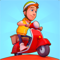 App Icon for Deliveryman: 3D Bike Race Game App in United States IOS App Store