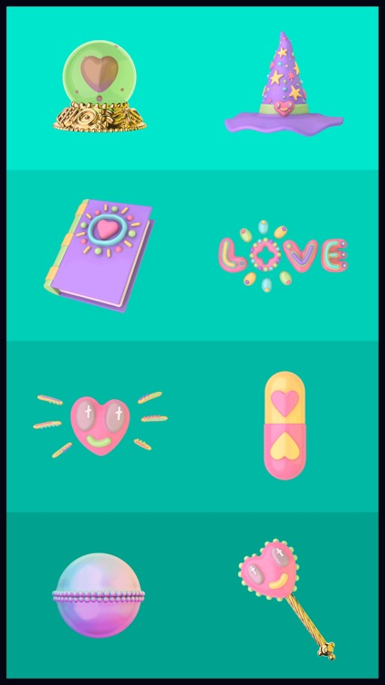 Love & Magic by Gutless Wonder screenshot-3