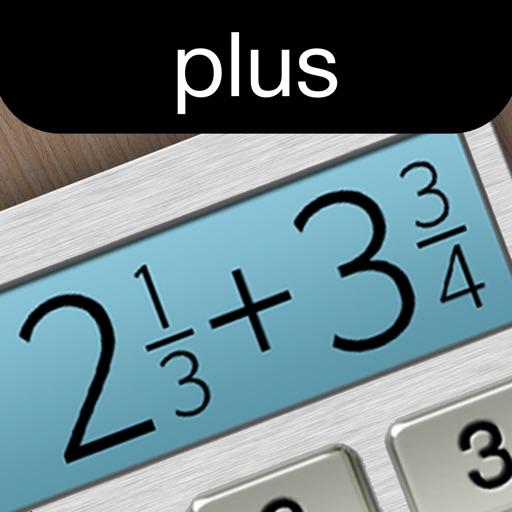 分数計算機 Plus - いつも正確