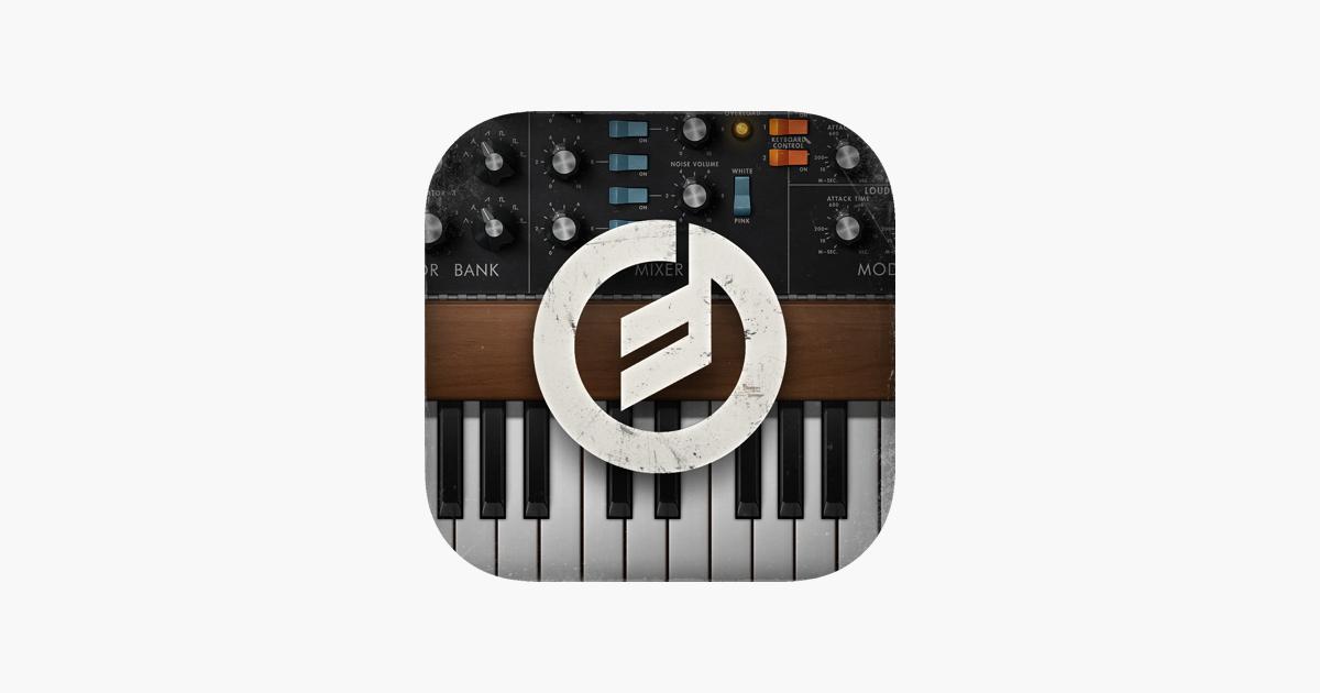 Minimoog Model D On The App Store