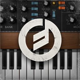 Ícone do app Minimoog Model D