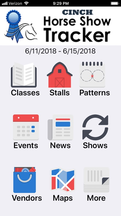 Horse Show Tracker by FunnWare screenshot-0