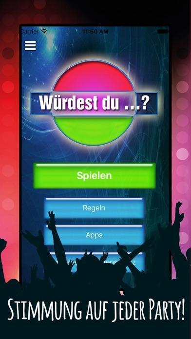 Würdest du …? PARTYSPIEL screenshot 4