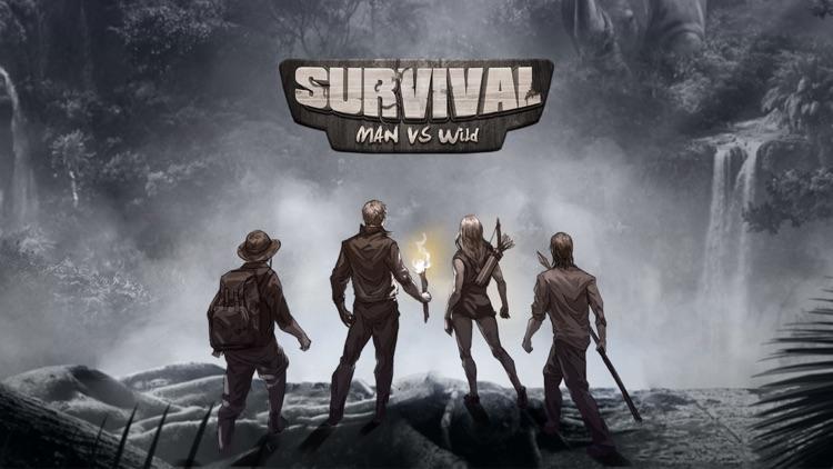Survival: Man vs. Wild-Escape screenshot-0