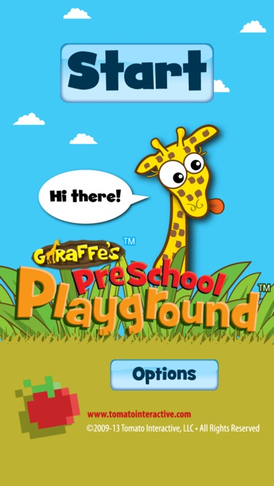 Giraffes Preschool Playground review screenshots