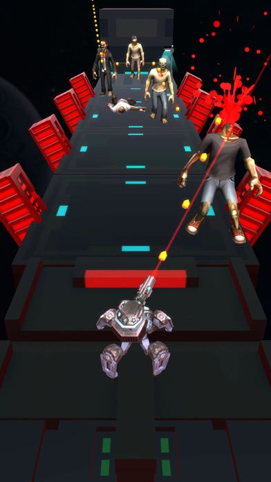 Screenshot 5 Head Smash Zombie