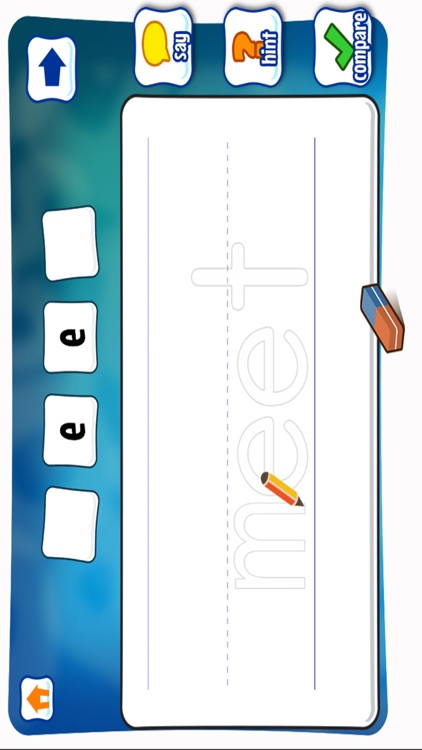 Long Vowels Word Study screenshot-6