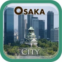 Osaka City Map - Guide