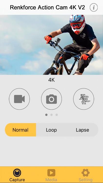 Renkforce Action Cam 4K V2