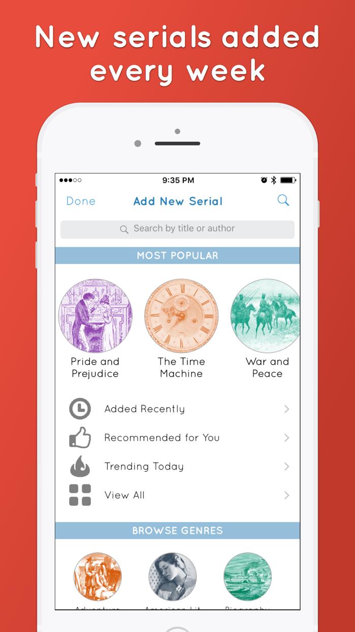 Serial Reader Screenshot