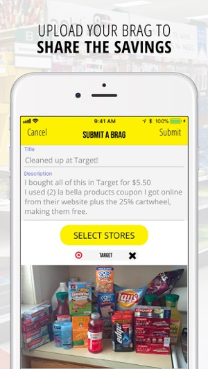 Krazy coupon lady on the app store krazy coupon lady on the app store fandeluxe Choice Image