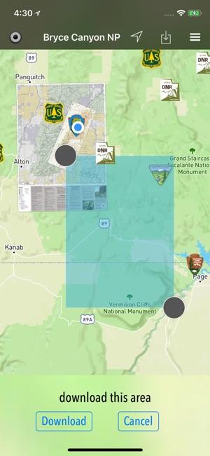 Utah Pocket Maps on the App Store