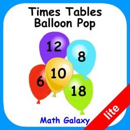 Times Tables Balloon Pop Lite