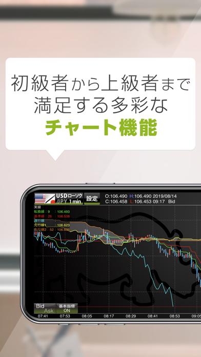 Cymo - FX取引アプリ ScreenShot0