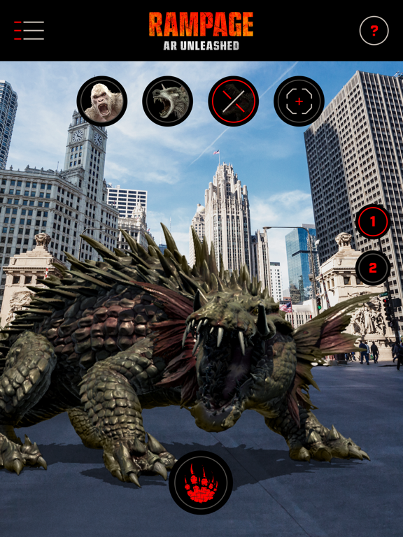 Rampage: AR Unleashed screenshot 11