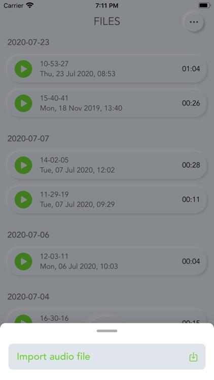 SpeechNotes+ screenshot-4