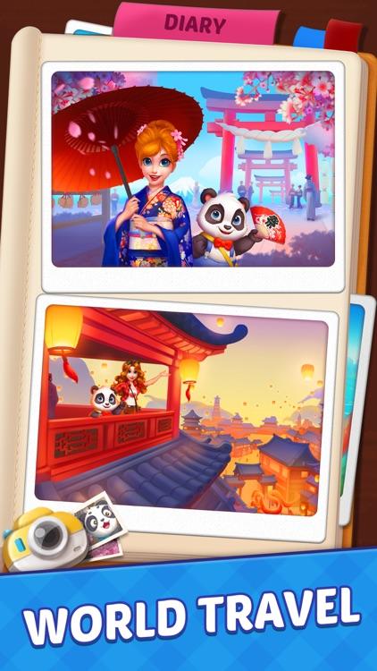 Mahjong Food City screenshot-6