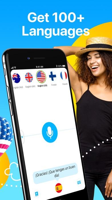 messages.download Dialog - Translate Speech software