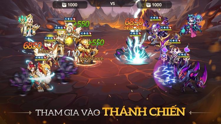 Kỷ Nguyên Triệu Hồi - AFK RPG screenshot-4
