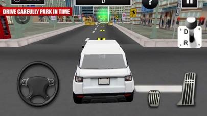 Prado Car Parking 2018 screenshot one