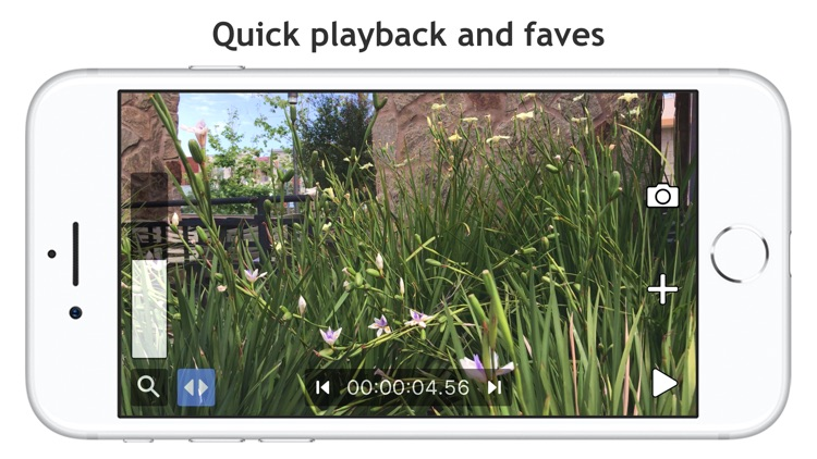 Buttery Smooth Video Camera screenshot-4
