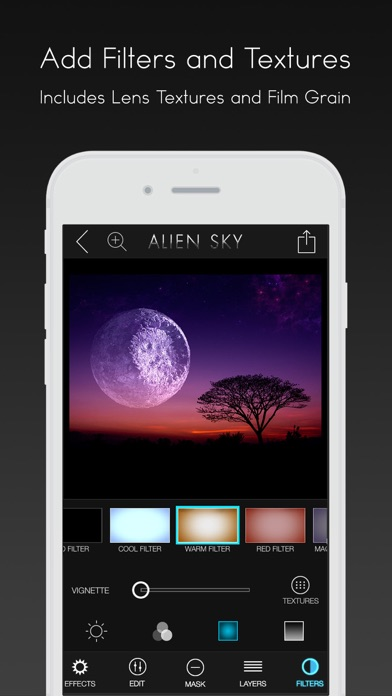 Alien Sky - Space Camera screenshot1
