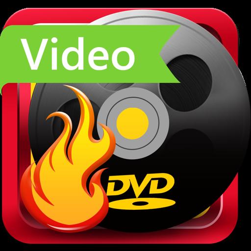 Power DVD Burner - Create DVD
