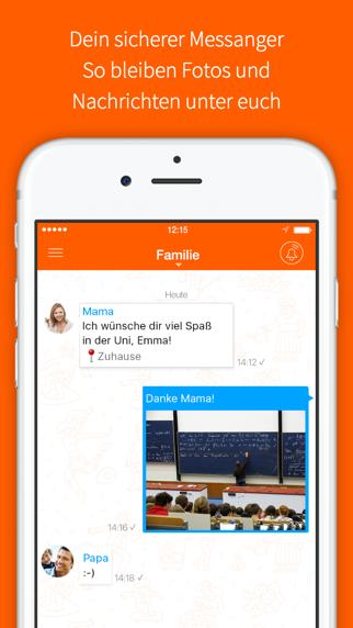 FAMILO Finde Familie, FreundeScreenshot von 5
