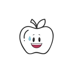 Funny Apple Emojis Stickers
