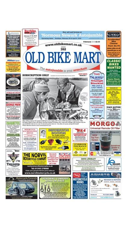 Old Bike Mart screenshot-4
