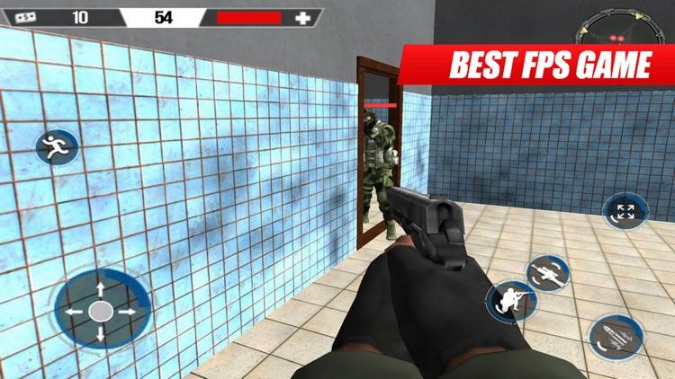 Action Commando: Max Shooting