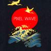 Pixelwave Wallpaper