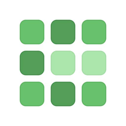Contribution Graphs for GitHub icon