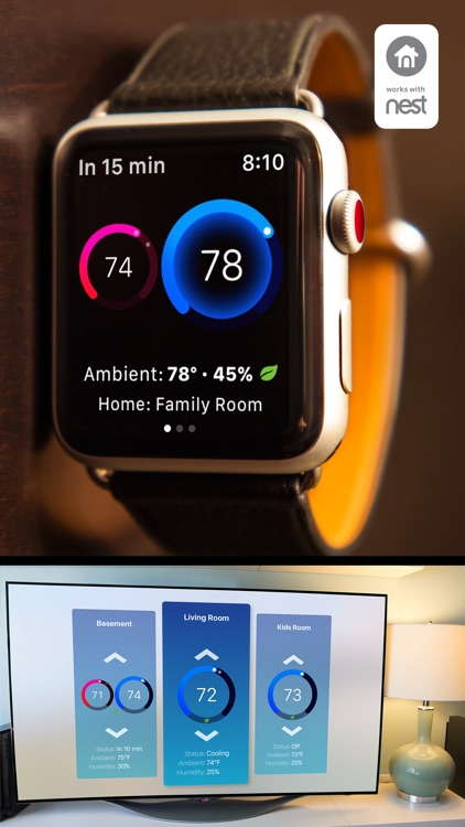 Thermo Watch for Nest® screenshot-0