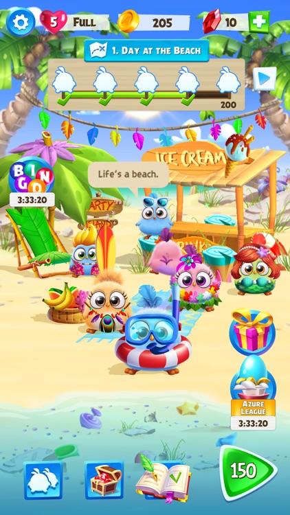 Angry Birds Match 3 screenshot-5