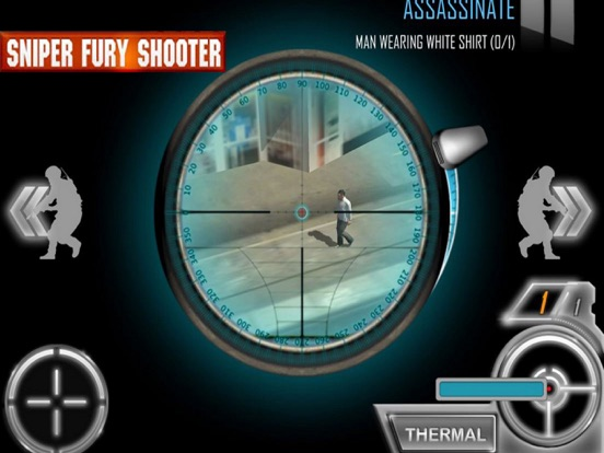 Modern Sniper: City Terrorist screenshot 5