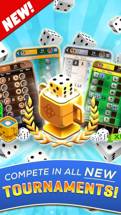 Dice With Buddies: Social Game Скриншоты5