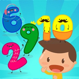 123 Learning Numbers for Kids