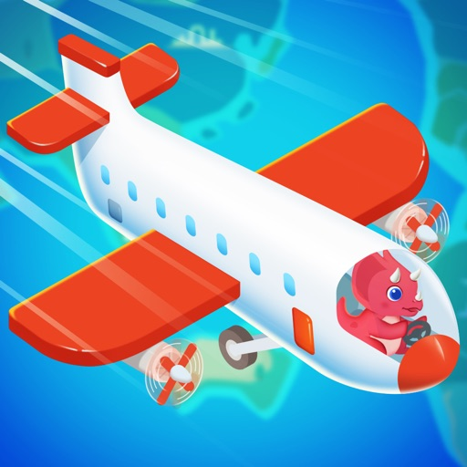 Dinosaur Airport - Kids Games