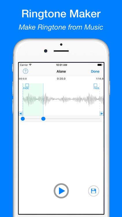 Music Player for Cloud Service screenshot-3