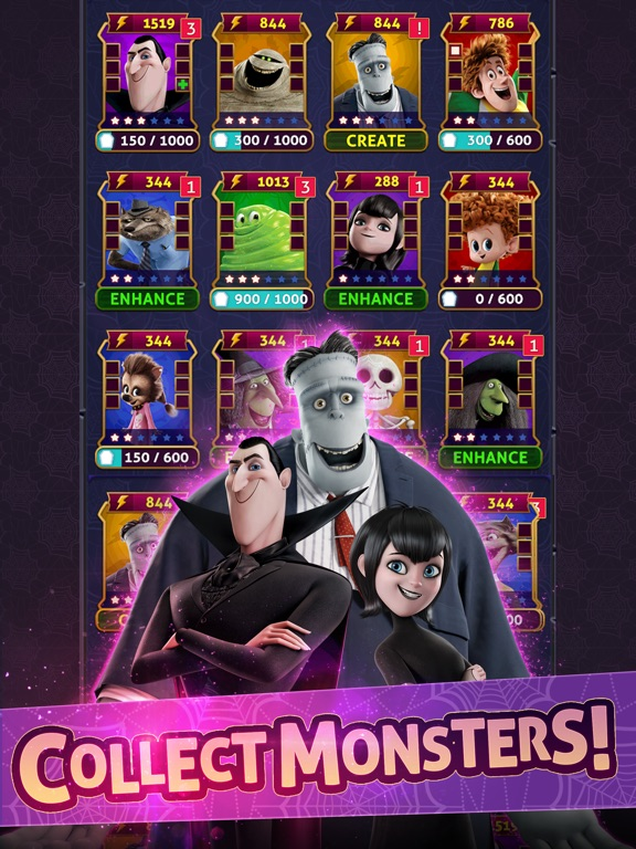 Hotel Transylvania: Monsters для iPad